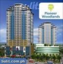 Pioneer Woodlands Mandaluyong Condo For Sale connected to mrt3boni