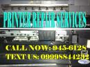 Printer Repair Services 9456128